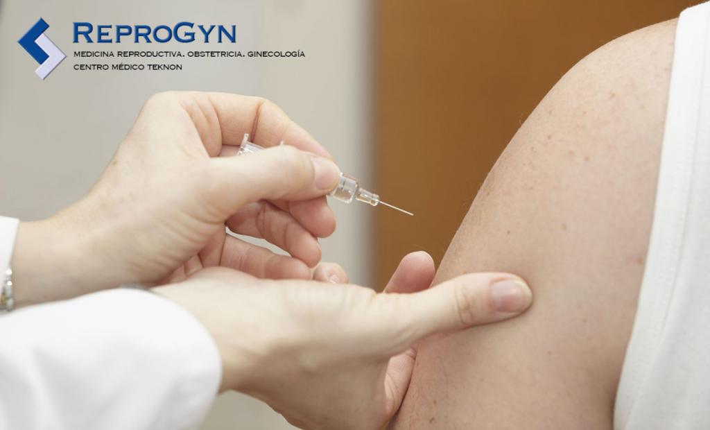 vacunas embarazo