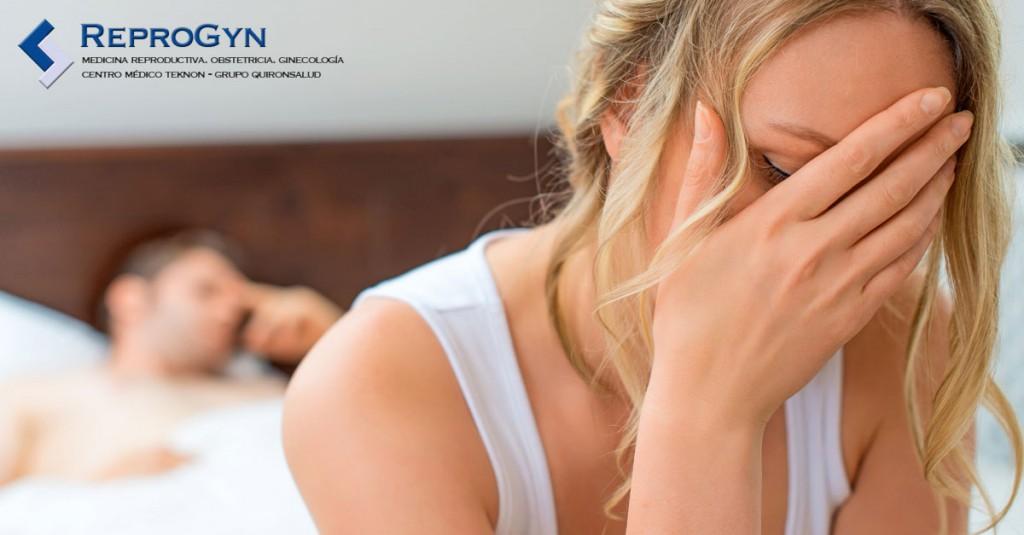 Sequedad relajación vaginal (SRV) Tratamiento láser